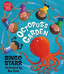 Octopu's Garden livro ringo starr