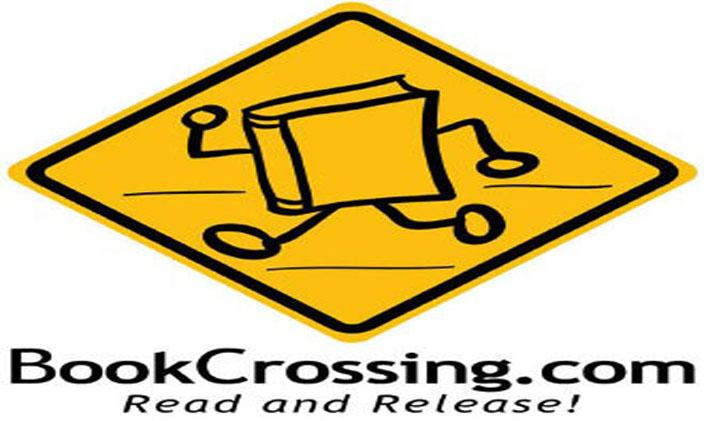 Livro Livre com BookCrossing