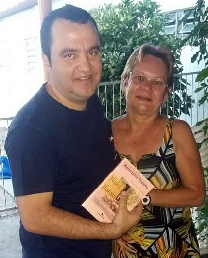 Maria Luisa Tenório homenageada em Queimadas – PB