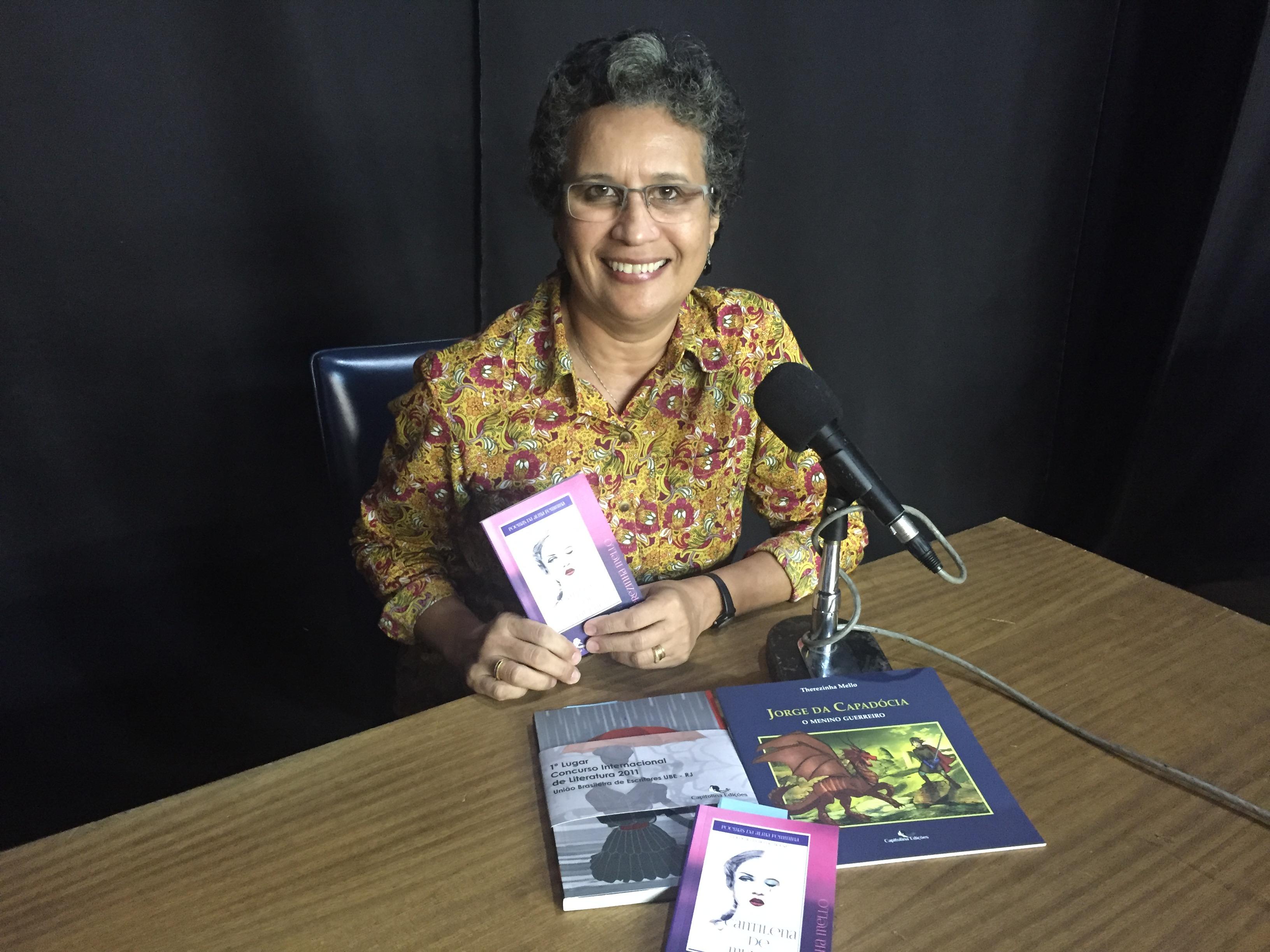 Rádio MEC – Conversa com o Autor