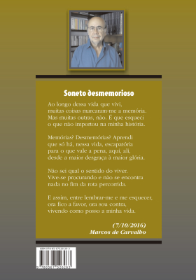 Capa Livro Desmemórias Montada